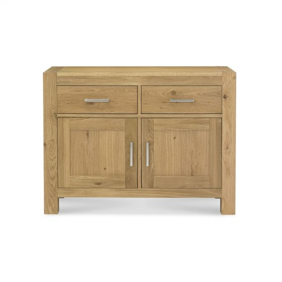 Turin Light Oak Small Sideboard
