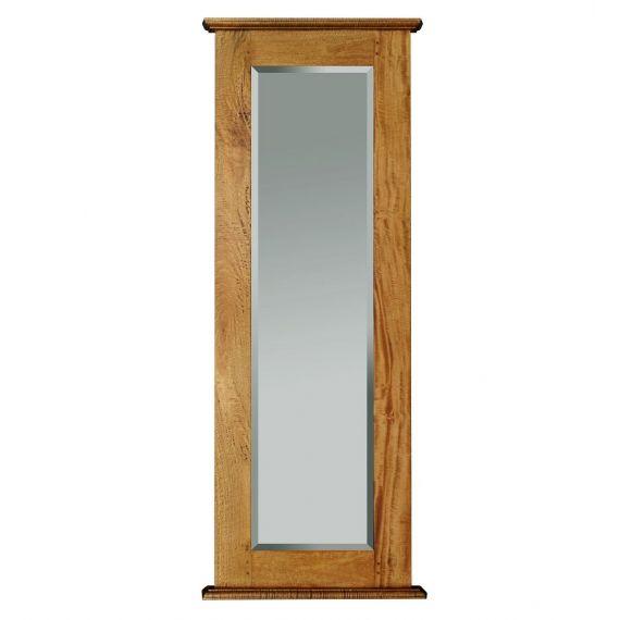 Asian Solid Mango Wood Long Mirror