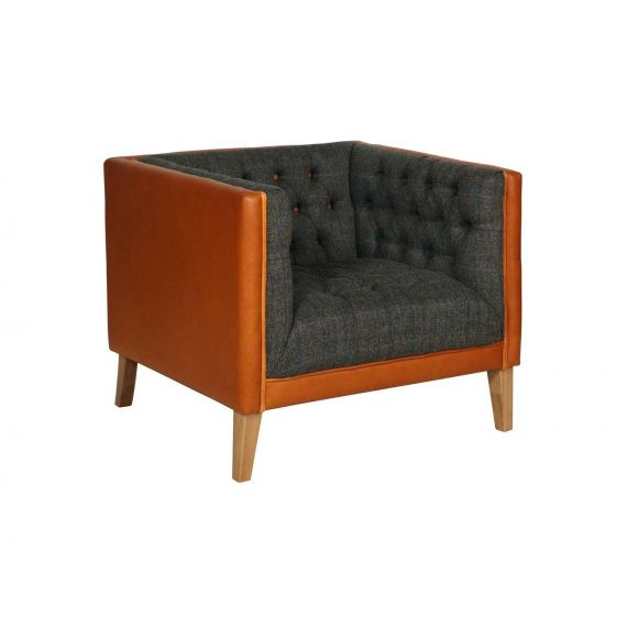 Bristol Club Vintage Chair