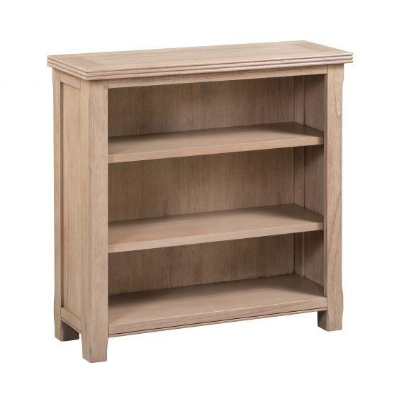 Crummock Cedar Wood 3ft Bookcase