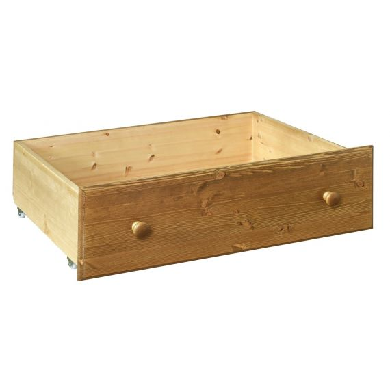 Glendale Solid Pine Underbed Drawer