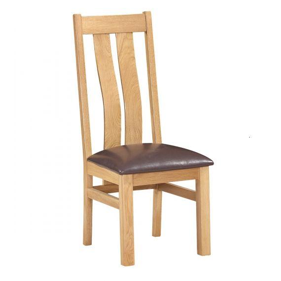 Grasmere Light Oak Dining Chair