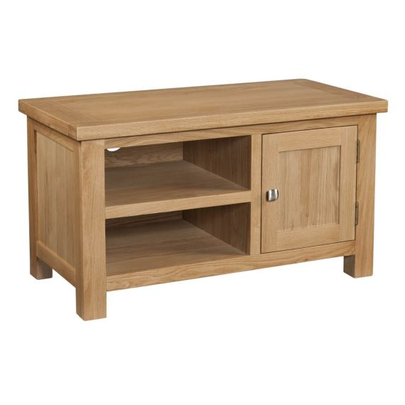Grasmere Light Oak TV Unit