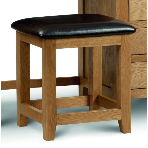 Kent Oak Dressing Table Stool