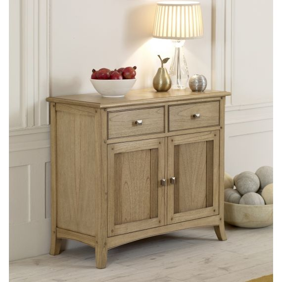 Lincoln Ash Small 2 Door Sideboard