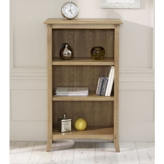 Lincoln Ash Small Bookcase