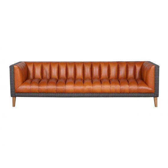 Oxford Club 4 Seater Sofa