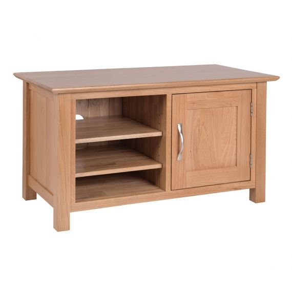 Oxford Contemporary Oak TV Cabinet