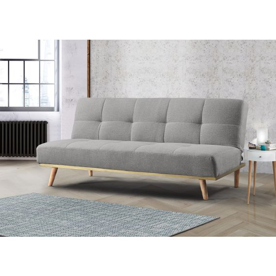 Snug Fabric 3 Seater Sofa Bed