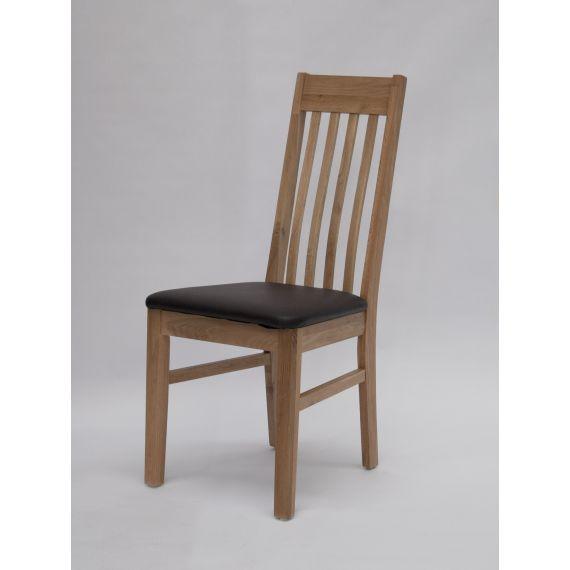 Sophia Solid Oak Dining Chair