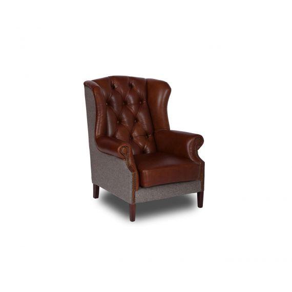 Wing Armchair - Bespoke Vintage Armchair