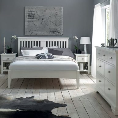 New Range - Hampstead White Furniture