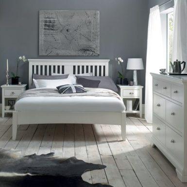 New Range - Hampstead White Furniture