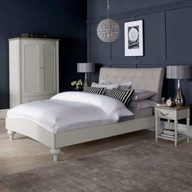New Range of Montreux Grey Washed Oak & Soft Grey Painted Furniture at Oak Furniture