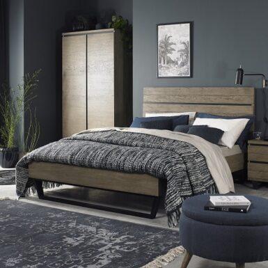 Tivoli Weathered Oak Bedroom Furniture Range